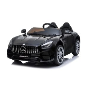 12V Licensed Mercedes AMG GT 2 Seater Ride On Car Black