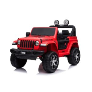 Licensed Jeep Rubicon 2 seater